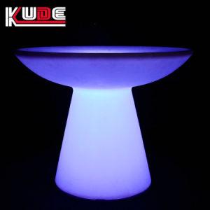 Muebles LED iluminado que el Club de la tabla de Muebles Muebles de fiesta
