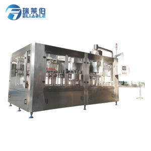 32 Chefes grande capacidade da máquina de enchimento de água mineral