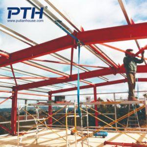 Conception personnalisée préfabriqués Structure en acier de grande portée Entrepôt dans la Nouvelle-Zélande