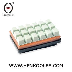 艶をかけられたタイルをポーランド語ための販売T1/L140の斜めの歯のLapatoの熱い研摩剤