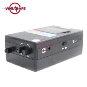 妨害機の反傍受GSMの電話スマートな電話WiFiの可聴周波無線バグの無線カメラの探知器の音声の受信機
