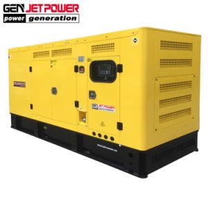 Il generatore silenzioso portatile del generatore diesel utilizzato Camera 100kVA 80kw