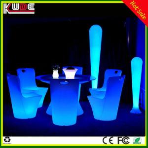 Proveedor de decoración decoración de Navidad Bola de planas LED Lámpara de fiesta