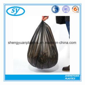 Le PEHD Matériel sac poubelle en plastique de grande taille sur le rouleau