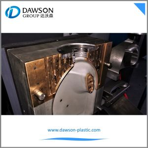 La plastica automatica imbottiglia la macchina dello stampaggio mediante soffiatura per la bottiglia del detersivo 2L