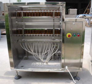 Trommelartige Flaschenreinigung-Maschine