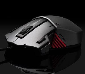 Laser verdrahtete Berufsspiel-Mäuse