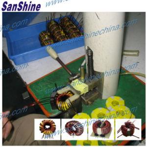 Toroidales semiautomática máquina de bobinado (SS-200).