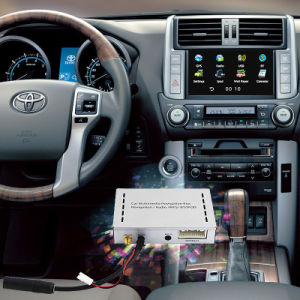 (Nuevo) Cuadro de navegación de automóviles Toyota con radio/MP5/iPod/Bt