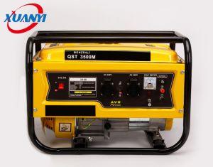 Nuevo panel! 2kw/kVA pequeño cable de cobre de silencioso Generador Gasolina arranque eléctrico