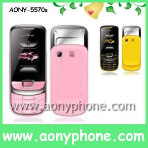 Telefone celular TV 5570s com altifalante