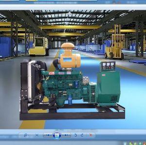 Weichai 150 Kilowatt-schwanzloses Dieselgenerator-Set, Leistungs-Erzeugungs-Geräte, reich in der Konfiguration, im angemessenen Preis, in der Brennstoffersparnis und im Umweltschutz