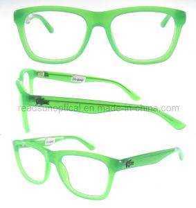 Eyewear, Acetaat Eyewear, het Frame van de Acetaat van Eyewear van de Voorraad (OA126034)