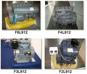 Gloednieuwe Deutz de Dieselmotor van 912 Reeksen voor de Pomp van het Water