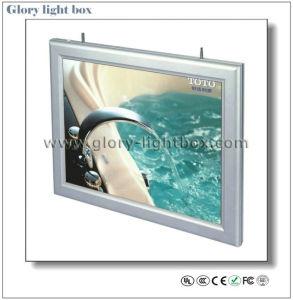 Doppio soffitto laterale che appende casella chiara ultrasottile (CB004)