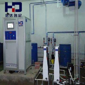 800g/h Cl máquina de producción por electrólisis del agua de mar