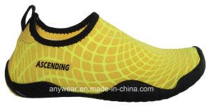 Los hombres y mujeres Sandalia de Playa de agua Aqua calzado zapatos (493)