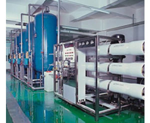 RO Equipment di Treatment Plant dell'acqua per Water Filtration