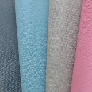 CVC 60%40%Poliéster Algodão 135gsm, Oxford Tecido Shirting