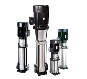 Slight Corrosive Liquid Cdlf를 위한 전기 Multistage Centrifugal Water Pump