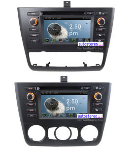 BMW 1 Seriesのためのアンドロイド4.0 Car DVD Player
