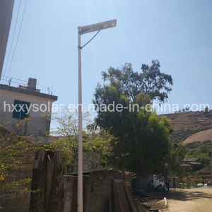 Nessun giardino Light Manufacturer di Operating Cost Dimmable 6W LED Integrated Solar