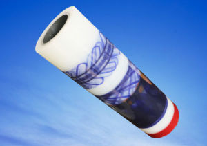 Film protecteur pour carte de mousse PVC