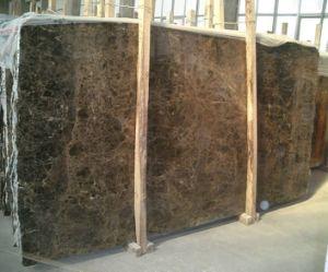 Flooring /Coping/Wallingのための暗いEmperador Marble