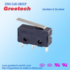 Долгий срок службы миниатюрный миниатюрного выключателя с ENEC/UL