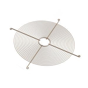 OEM Gelaste Net van de Ventilator van het Netwerk van de Draad van het Metaal