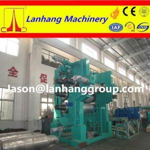 Marca cinese Langhang Xy-4f 1730 macchina di gomma del calendario dei 4 rulli