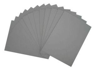 Hard spesso Grey Board per Game e Puzzle