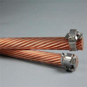 Collegare d'acciaio placcato del filo di Wirecopper del trefolo del rame del filo di acciaio