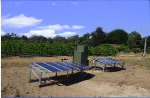 Système d'alimentation solaire 20W avec onduleur