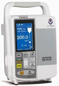 Pompa volumetrica medica Jyk-801d di infusione del contrassegno del CE
