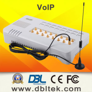 Dbl productos VoIP 16 puertos gateway GSM GoIP16