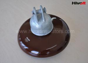 Padrão ANSI Isoladores de suspensão de porcelana para transmissão de energia