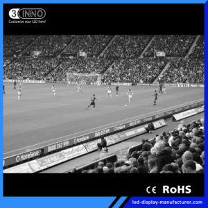 P10mm de haut taux de contraste de la carte vidéo HD étanche affichage LED