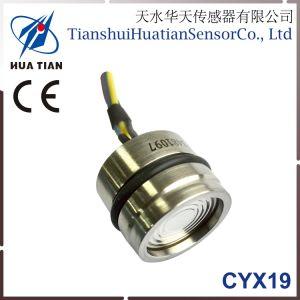 Cyx-19 Piezorresistivo isolados a óleo de silicone do Sensor de Pressão