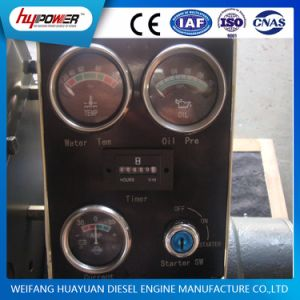 Motore diesel 40kw della frizione di Weifang Huayuan K4100g