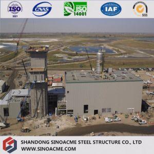 Rápido montaje de prefabricados de acero de calidad industrial Edificio