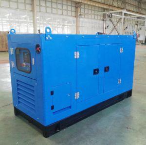 certificado CE 10kw-1000kw Diesel silenciosa generando Set