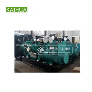 tipo fornitore diesel del contenitore di 1250kVA Cummins del generatore di potere