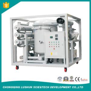 La serie Ls-Zja Ultra-High etapa doble tensión purificador de aceite del transformador de vacío