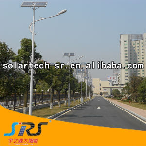 LEDの光源15Wへの120Wの太陽街灯