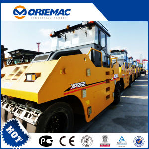 La construction de routes de la machine Compacteur pneumatique XCMG nouveau rouleau de route