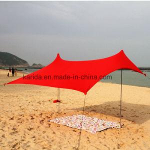 새로운 Lycra 바닷가 차양 UV50+ 천막