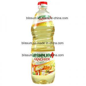 Macchina di rifornimento imbottigliante dell'olio automatico pieno di cibo