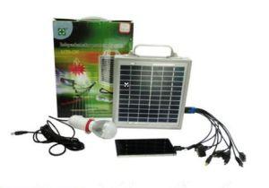 Использование солнечной энергии солнечного света лампы Adps-1205 солнечной энергии