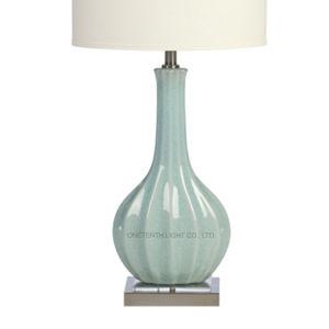 De klassieke Ceramische Schemerlamp van de Lamp van de Lezing van het Bed van de Stof voor Guestroom